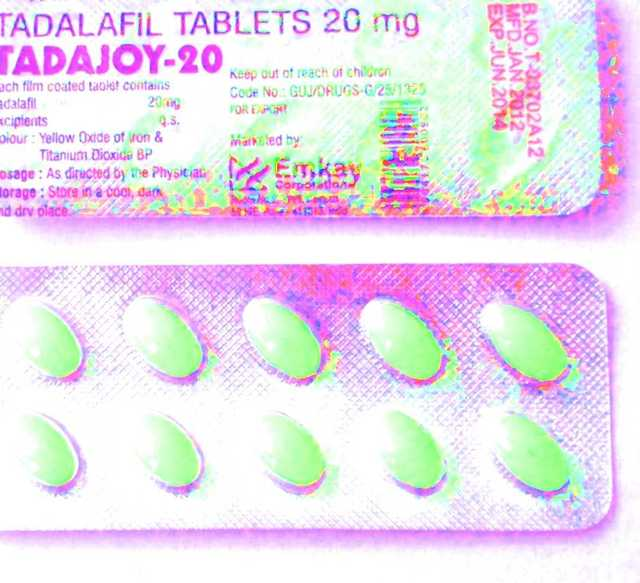 does tadalafil show up drug tests